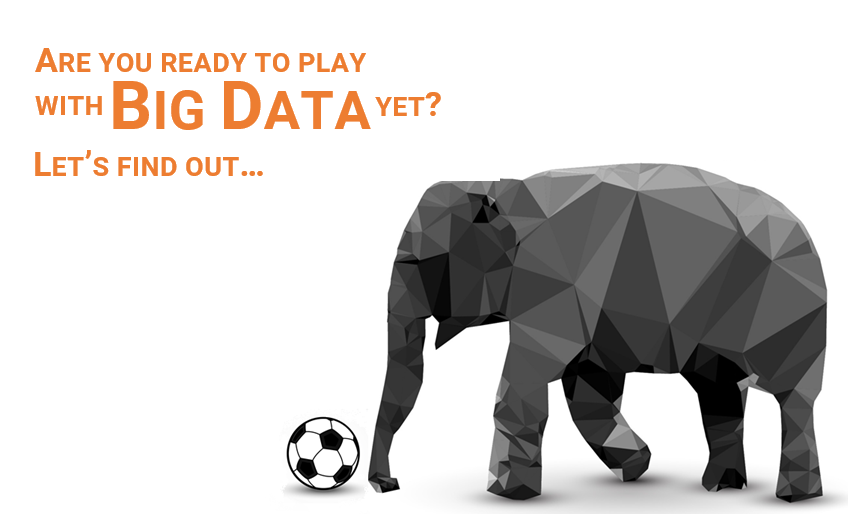 Are you ready to play with Big Data yet?